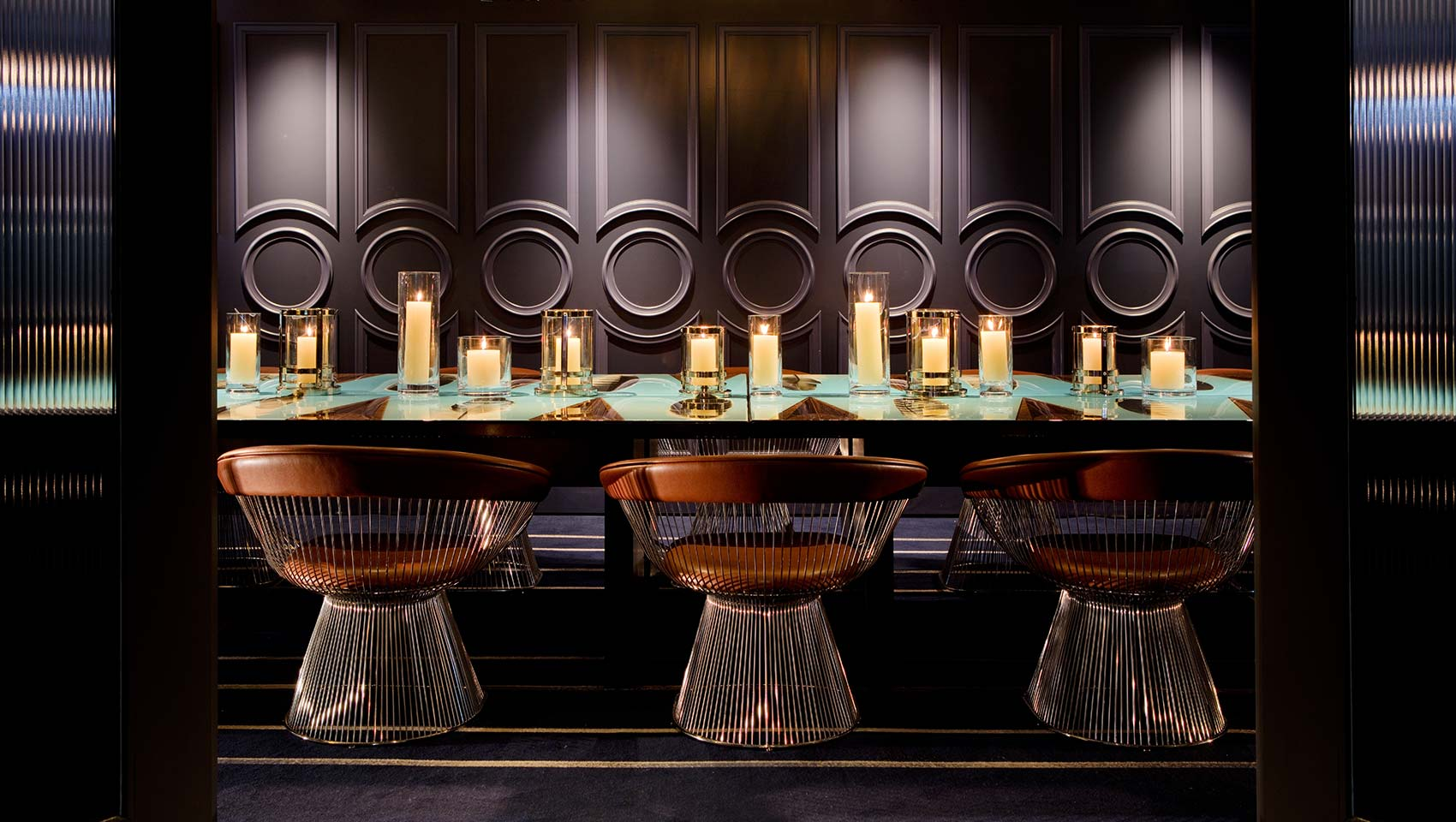 houndstooth private dining