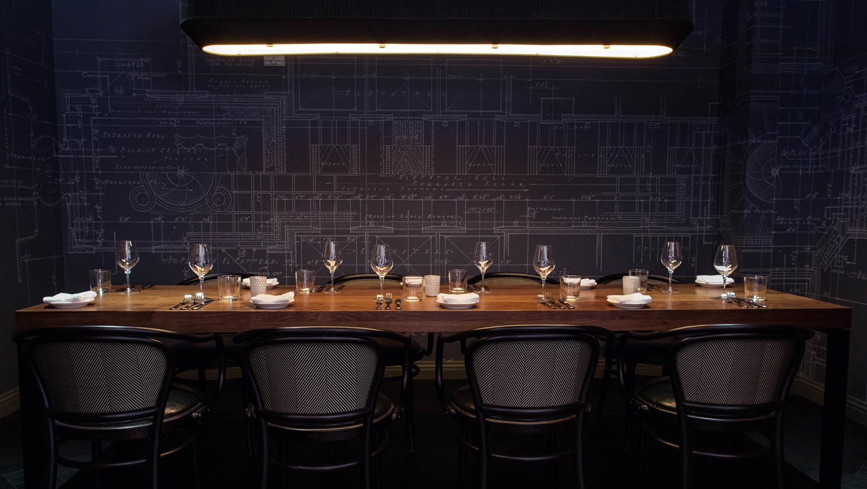 Blending Delicious With Decorum. PRIVATE DINING ...