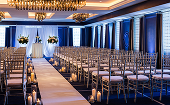 multimedia and AV at Kimpton Cardinal Hotel events